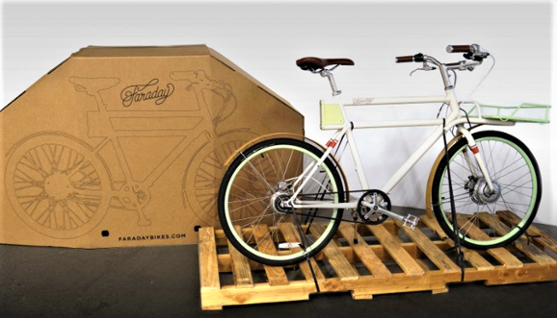 TransPak's Custom Packaging for Faraday Bikes