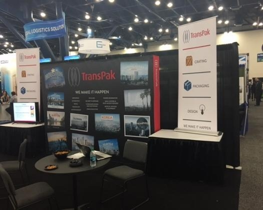 TransPak awarded Most Welcoming Team at the 2016 BreakBulk Conference in Houston image