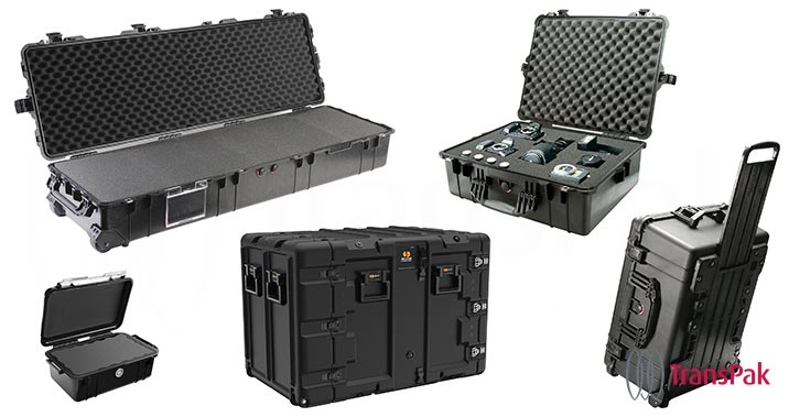Pelican cases and Pelican products for sale in San Diego