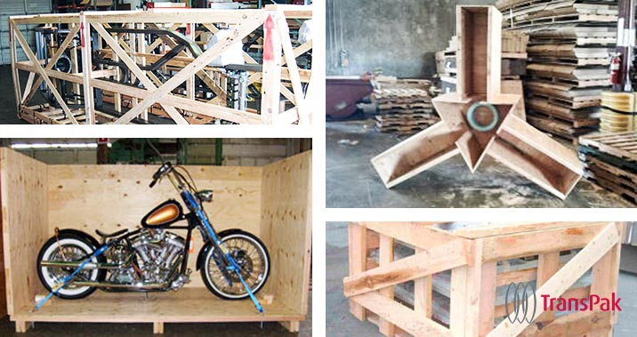Seattle crating, crate design & manufacturing