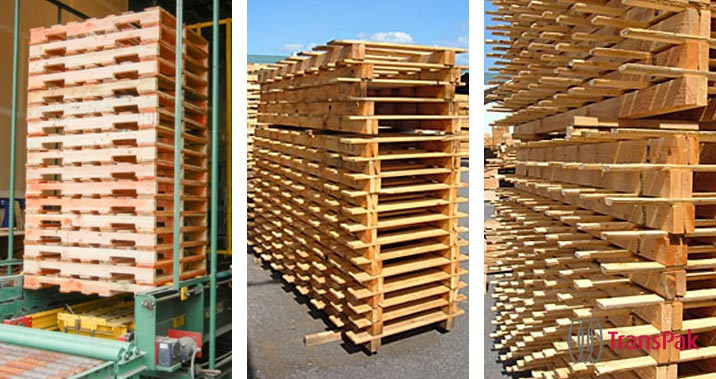 Pallet design and manufacturing in Seattle